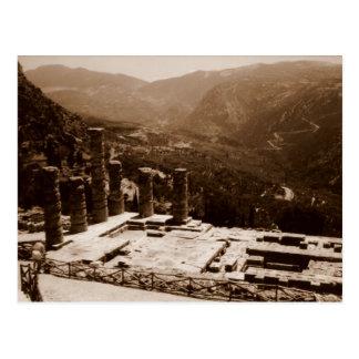 Delphi Tarjeta Postal