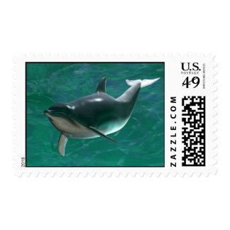 Delphindae-Dolphin Stamp