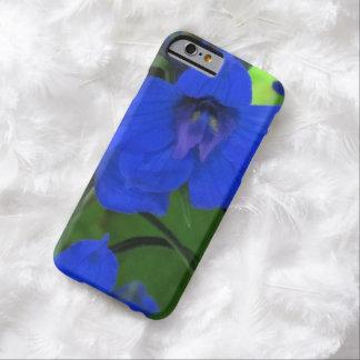 Delphinium del azul de Brilliiant Funda Barely There iPhone 6