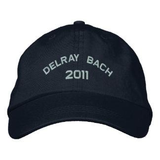 Delray Bach 2011 Gorras De Béisbol Bordadas