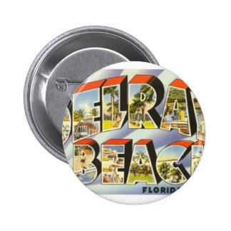 Delray Beach Pin