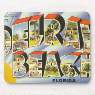 Delray Beach Mouse Pad