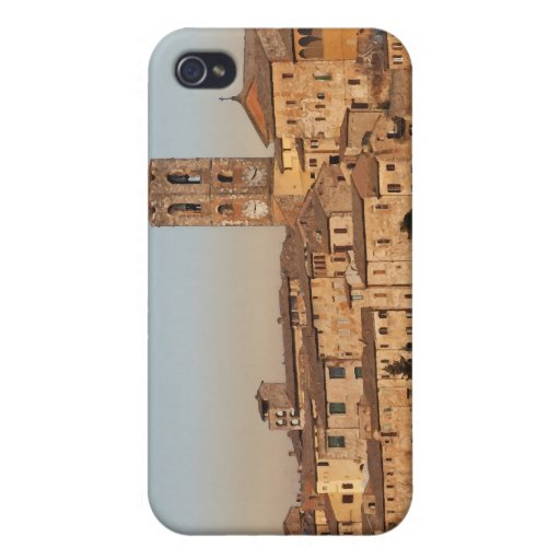 d'Elsa de Toscana - de Colle di Val iPhone 4 Coberturas