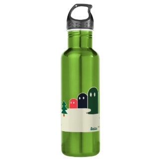 Delta01typeB Stainless Steel Water Bottle