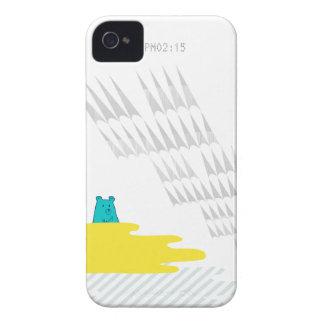 Delta02 PM02:15蜂蜜の海で iPhone 4 Cases