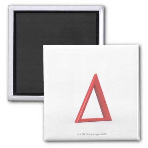 Delta 2 Inch Square Magnet
