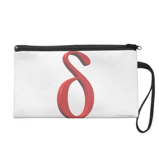 Delta 2 wristlet purse