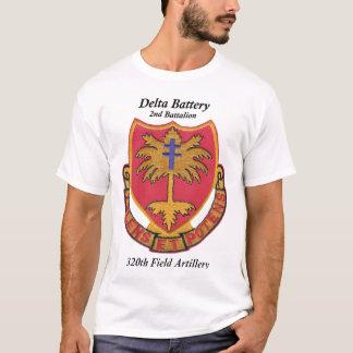 Delta.2nd.320th Tee-Shirt T-Shirt