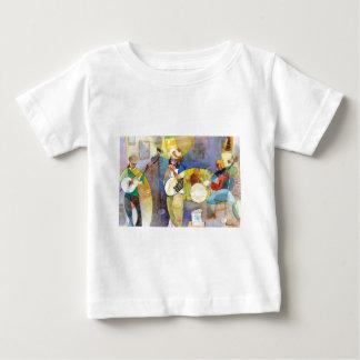 Delta Blues Music Design Baby T-Shirt