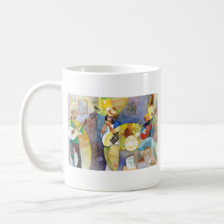 Delta Blues Music Design Coffee Mug