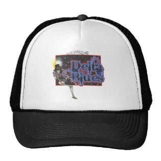 Delta Blues Trucker Hat