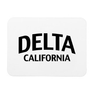 Delta California Magnet