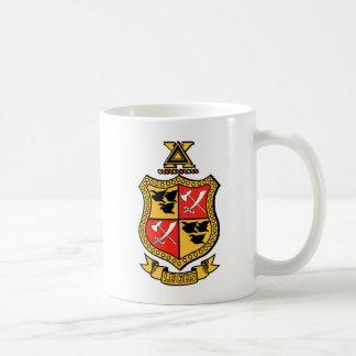 Delta Chi Coat of Arms Coffee Mug