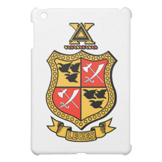 Delta Chi Coat of Arms Cover For The iPad Mini