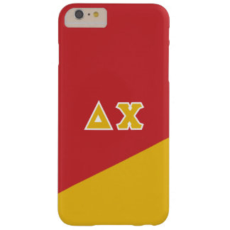 Delta Chi | Greek Letters Barely There iPhone 6 Plus Case
