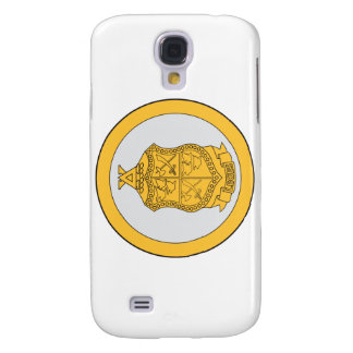 Delta Chi Life Loyalty Galaxy S4 Cover
