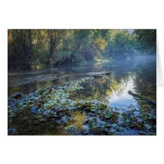 Delta Creek Card