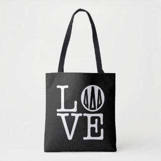 Delta Delta Delta   Love Tote Bag