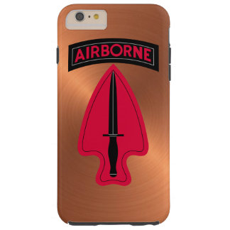 Delta Force - ARMY SPECIAL OPERATIONS COMMAND Tough iPhone 6 Plus Case