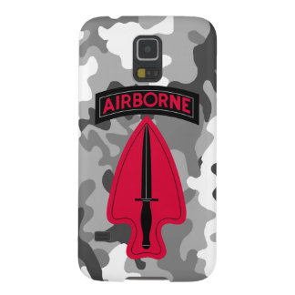 Delta Force - ARMY SPECIAL OPERATIONS COMMAND Galaxy S5 Case