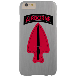 Delta Force - ARMY SPECIAL OPERATIONS COMMAND Barely There iPhone 6 Plus Case