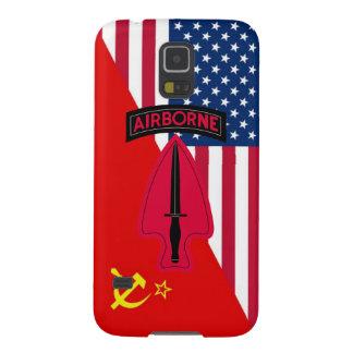 "Delta Force  ""Cold War Paint Scheme"" Galaxy S5 Cases"
