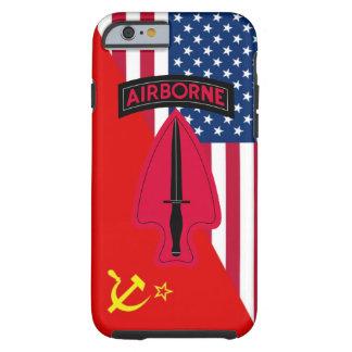 """Delta Force  """"Cold War Paint Scheme"""" Tough iPhone 6 Case"""