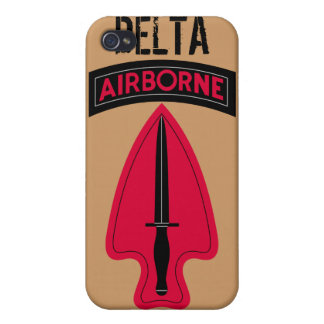 Delta Force iPhone 4 Hard Case