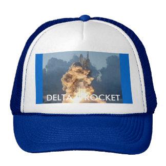 Delta II Rocket, DELTA II ROCKET Trucker Hat