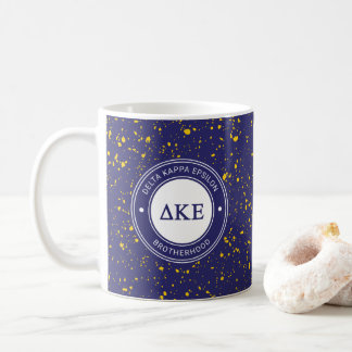 Delta Kappa Epsilon | Badge Coffee Mug