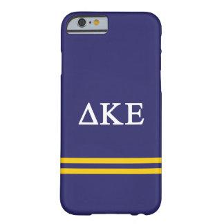 Delta Kappa Epsilon   Sport Stripe.ai Barely There iPhone 6 Case