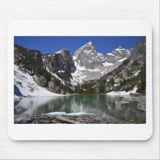 Delta Lake Grand Teton National Park Mouse Pad