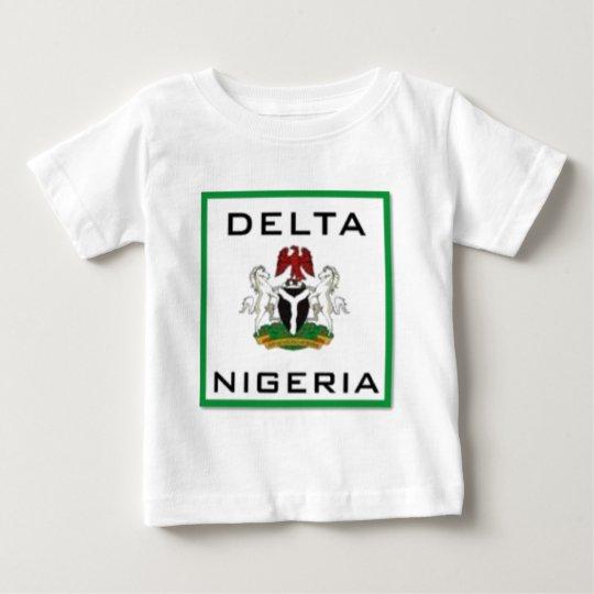 Delta, Nigeria Baby T-Shirt