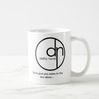 Delta Nove Coffee Mug