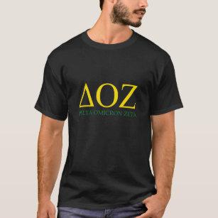 Delta Omicron Zeta Logo T-Shirt