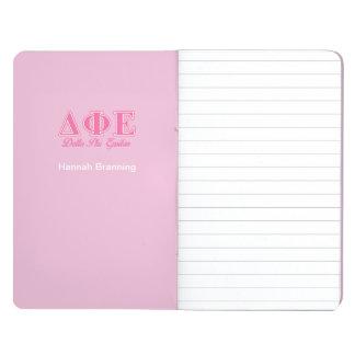 Delta Phi Epsilon Pink Letters Journals