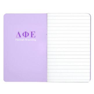 Delta Phi Epsilon Purple and Lavender Letters Journal