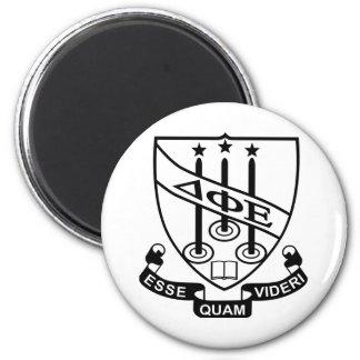 Delta Phi Epsilon Shield Magnet