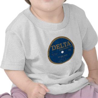 Delta Records label Shirts