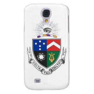 Delta Tau Delta Coat of Arms Galaxy S4 Cover