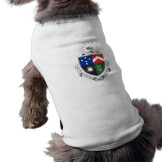 Delta Tau Delta Coat of Arms Dog Clothes