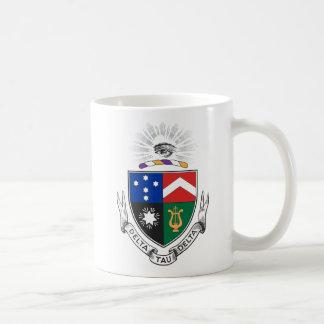 Delta Tau Delta Coat of Arms Classic White Coffee Mug