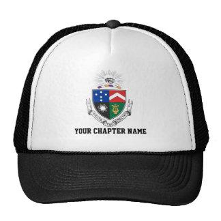 Delta Tau Delta Coat of Arms Trucker Hat