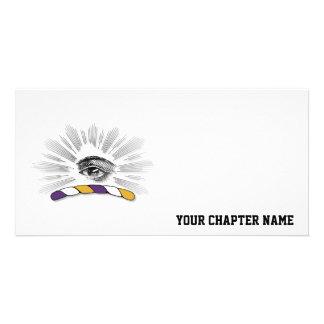 Delta Tau Delta Eye Card