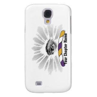 Delta Tau Delta Eye Galaxy S4 Case