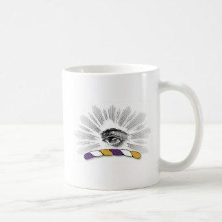 Delta Tau Delta Eye Coffee Mug