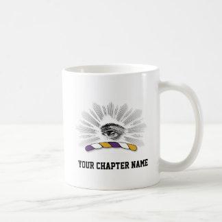 Delta Tau Delta Eye Classic White Coffee Mug