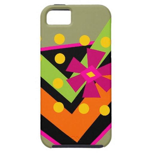 Delta tropical iPhone 5 Case-Mate coberturas