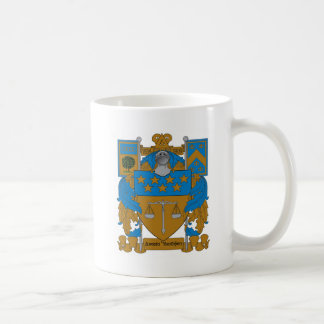 Delta Upsilon Coat of Arms Coffee Mug