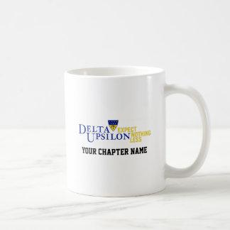 Delta Upsilon - Color Coffee Mug